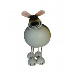 Fountasia Metal Garden Ornament Bobbing Friends Dog