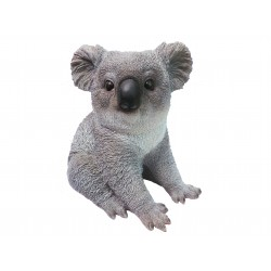 Vivid Arts Real Life Koala Bear Realistic Animals Medium Resin Ornament