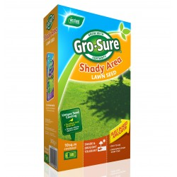 Shady Area Grass Seed Micro Nutrient Coated Seed 10m2