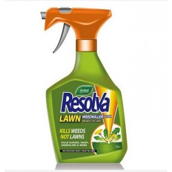 Resolva Lawn Weedkiller 1L Ready To Use