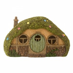 Smart Solar Home Sweet Home Hand Painted Ornament Elveden Collection