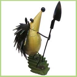 Metal Garden Stake Ornament Animal