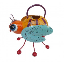 Bertie Bumble Bee Plant Watering Can Fun Children's Garden Novelty Gift