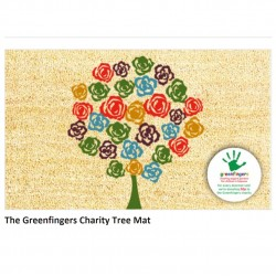 The Greenfingers Charity Tree Door Mat