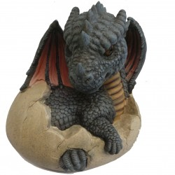 Vivid Arts Baby Dragon Egg Large Size D Ideal For Indoor Or Outdoor Use