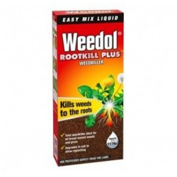 Weedol Rootkill Plus Weedkiller Liquid 1L