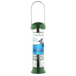 Chapelwood Style Hanging Bird Peanut Feeder - Medium 31cm
