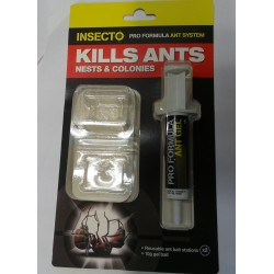 Insecto Pro Formula Ant System