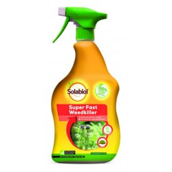 Fast Acting Weedkiller for weeds moss algae and liverwort results in 1 hour!