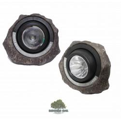 Smart Solar Super Bright Solar Powered Jumbo Rock Light