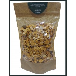 Alder Wood Smoking Chips Ideal For Use In BBQ's Or Smokers
