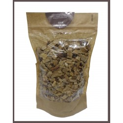 Oak Wood Smoking Chips Ideal For Use In BBQ's Or Smokers