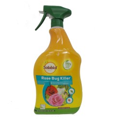 Solabiol Bug Free Rose Fly Insect Killer Bug Killer 1L Weedkiller