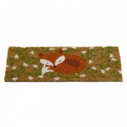 Fox Door Mat Insert For The Coir Rubber Mats Ideal For Inside Or Outside by Smart Garden