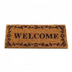 Welcome Door Mat Insert For The Coir Rubber Mats Ideal For Inside Or Outside by Smart Garden