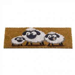 Dolly & Friends Door Mat Insert For The Coir Rubber Mats Ideal For Inside Or Outside by Smart Garden
