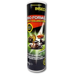 Insecto Pro Formula Insect Killing Powder. Bed-Bugs. Fleas. Cockroach 300