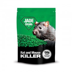 Lodi Jade Grain 6 x 25G Rat and Mouse Killer Poison Bromadiolone
