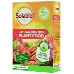 Solabiol Natural Universal Plant Food 800g Child & Pet Safe 100% Natural