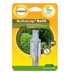 Solabiol Box Trap Moth Trap Refill BUXatrap 100% Natural Refill For All In One Reusable Trap