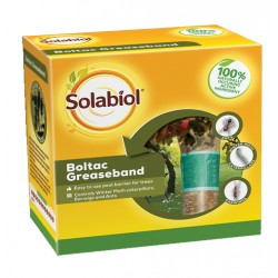 Solabiol Boltac Greasebands Moths,Caterpillers, Earwigs & Ants 1.75m Natural