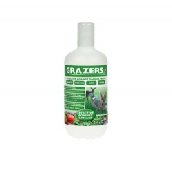 Grazers G1 375ml stops plant damage from Rabbit, Deer & Pigeon pest control