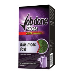 Job Done Moss Killer 500ml Concentrate Kills Moss & Algae Fast