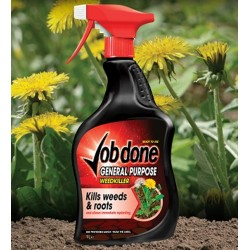 Job Done General Purpose Weedkiller 1L Ready To Use