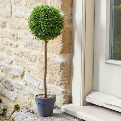 Uno Topiary Tree 40cm Artificial No Maintenance Weather & UV resistant SG