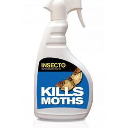 Insecto Super Bug Destroyer Moth Killer Spray Ready To Use For Home 500ml