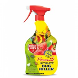 Provanto Ultimate Bug Killer 1L Kills most common insect pests Fast Acting