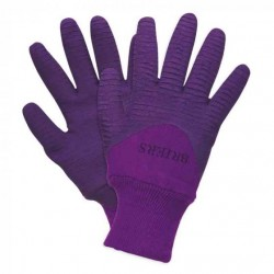 Medium Briers Purple All Rounder Pruning And Digging Gardening Gloves