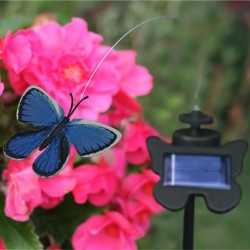 Smart Solar Flutterby Butterfly Solar Powered Garden Feature
