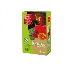 Bayer Garden Toprose Granular Rose & Shrub Plant Food 1kg