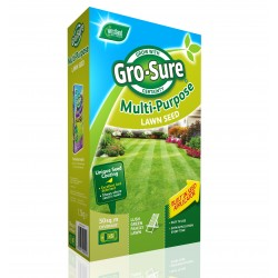 Gro-sure Multi Purpose Lawn Seed 50m2 Box