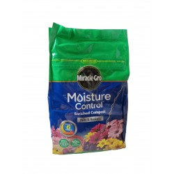 Miracle-Gro Moisture Control Enriched Compost 8L
