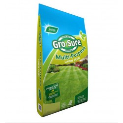 Gro-sure Multi Purpose Lawn Seed 120m2 Bag