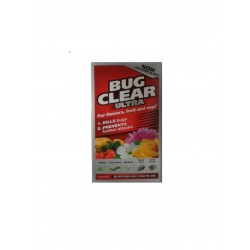 Bug Clear Ultra Kills Bugs & Prevents Further Attack 200ml