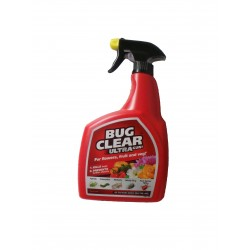 Bug Clear Ultra Ready To Use Spray 1L