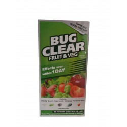 Bug Clear Fruit & Veg Concentrate 250ml