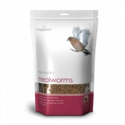Chapelwood Finest Quality Mealworms 500g