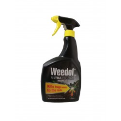 Weedol Ultra-Tough Weedkiller Ready To Use Spray 1L