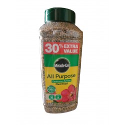 Miracle-Gro All Purpose Continuous Release Plant Food 1.3kg