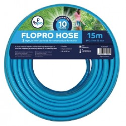 Flopro 100 Hose Triple Layer Reinforced Hose 15m