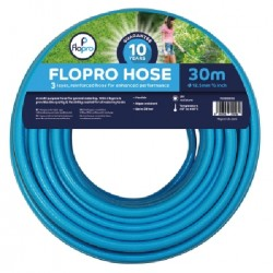 Flopro Hose Triple Layer Reinforced Hose 30m 10 Year Guarantee